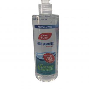Antibacterial Hand Sanitizer Gel Bottle of 236ML