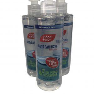 8.4 Hand Sanitizer