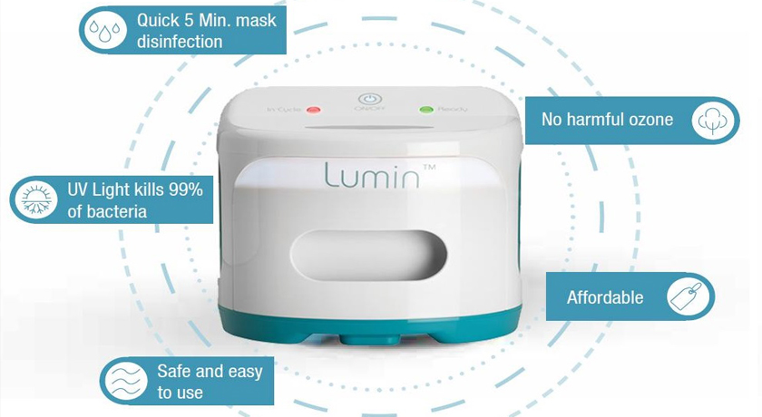 Importance of Lumin CPAP Cleaner & Sanitizer